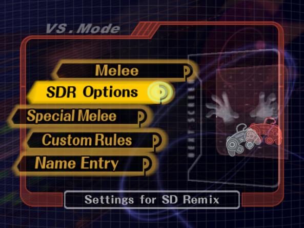 sdr_options